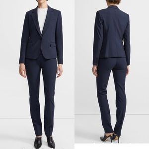THEORY 💙 Stretch Wool Gabe Blazer Navy Blue